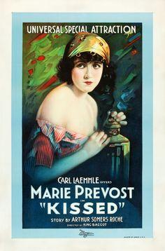 Kissed. (1922)