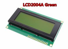 LCD Board 2004 20*4 LCD 20X4 5V Green screen LCD2004 display LCD module LCD 2004  #Affiliate