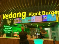 Vedang restaurant in Berlin, Germany all plant-based, all vegan Located in Mall of Berlin Leipziger Platz 12 Vegan Friendly Restaurants, Vegan Restaurants, Berlin Germany, Plant Based Diet, Mall, This Or That Questions, Plant Based Meals, Template, Berlin