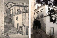 Dzielnice Lizbony - Alfama / Lisboa Alfama