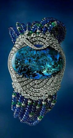 Black opal bracelet.