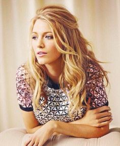 Why is Serena Van Der Woodsen soooo perfect?