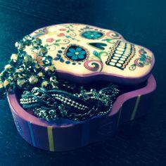 I <3 Bead + Chain Multiwrap Bracelet & Braided Metal + Leather Bracelet from chloe + isabel https://www.chloeandisabel.com/boutique/jamielove