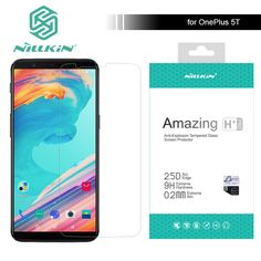 Buy for Oneplus 5T Nillkin 9H Amazing H / H+ Pro 6.01 inch Tempered Glass Screen Protector For Oneplus 5T One Plus 5T Nilkin Glass ....click link to buy....  #iphone #iphone8 #iphone7