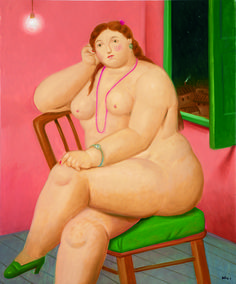 Botero's Nude Paintings Are Becoming Icons of Body Positivity