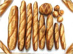 プロのパン製法詳細 - 直捏法フランスパン|おいしいパンの百科事典