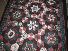 Beth's Blog: Serendipity Quilts -- The Synopsis!