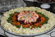 Luxe Feestsalade