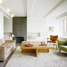 Modern Living Room by Shelton, Mindel