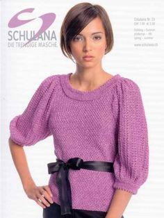Schulana Crealana Knitting Book 26 Spring-Summer