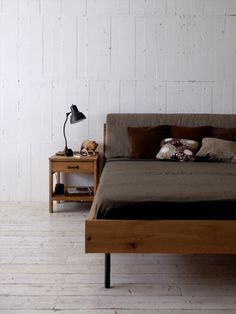 truck bookman bed