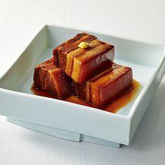 [ご当地グルメ:長崎]伝統の卓袱料理の一品。【東坡煮】