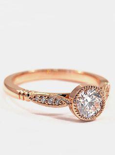 Lyra Diamond Ring