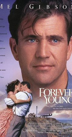 Forever Young com Mel Gibson Forever Young Movie, Forever Young 1992, 90s Movies, Indie Movies, Great Movies, Romantic Comedy Movies, Romance Movies, Drama Movies, Love Movie