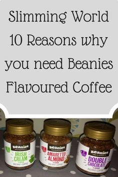 Are you doing Slimming World ? Then Beanies Flavoured Coffee is perfect for you. Being completely Syn Free they are perfect for when you need a little sweet treat when on a diet plan. Coffee Review, Almond Cream, Syn Free, Slimming World Recipes, Chocolate Coffee, Flavoured Coffee, Food Videos, Sweet Treats, Yummy Food