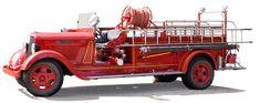 Free Image on Pixabay - Dodge Brothers, Pumper Dodge, Public Domain, Vintage Cars, Antique Cars, Car Images, Fire Trucks, Free Pictures, Transportation, Brother