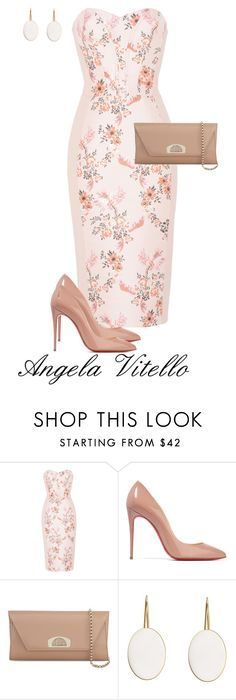 """""""Untitled #871"""" by angela-vitello on Polyvore featuring STELLA McCARTNEY and Christian Louboutin"""