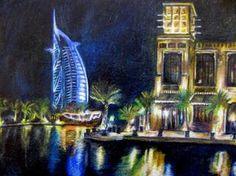 Burj Al Arab Drawing