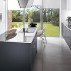 Kitchen: Italian Kitchen Ideas For Apartment With Small Space With Chic Kitchen Utensils And White Dining Chair Plus Grey Kitchen Island And Modern Kitchen Hoods And Wall Mounted Cabinet Design Ideas: Italian Modern Kitchen Design : Style and Originality Retro Kitchen Tables, Italian Kitchen Decor, Italian Kitchens, Small Kitchens, Kitchen Utensils, Modern Kitchen Design, Interior Design Kitchen, Kitchen Designs, Kitchen Ideas