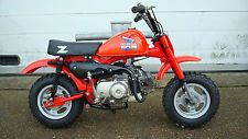 Honda Z50 R