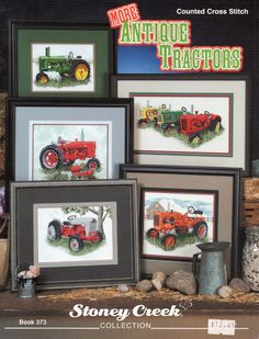 more antique tractors 1/11