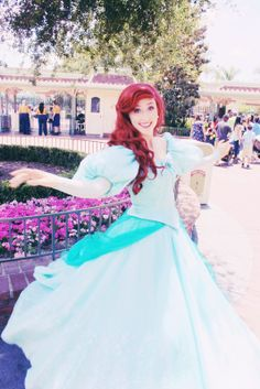 Ariel, a face character I actually look like!!!!