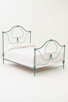 $1998 Crawford Queen Bed - Anthropologie.com