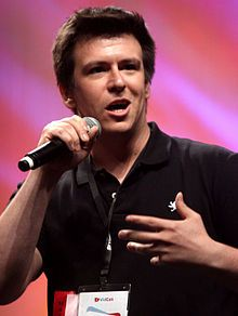 """Philip DeFranco (1985-)  stage name Philip DeFranco, his YouTube username """"sxephil"""", or his online alias """"PhillyD"""", is an American video blogger and YouTube personality. He is most notable for The Philip DeFranco Show, usually abbreviated PDS, a news show centered on current events, sex, politics, pop culture, often presented in a satirical manner..over 3.47 million subscribers and 1.4 billion views, as of September 2015"""