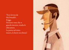 Micronarrativa by Riccardo Guasco, via Behance