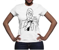 Find everything but the ordinary Ramones T Shirt, Funny Tees, Indie Brands, White Women, Ladies White, Black Print, The Ordinary, Printed Shirts, Graphic Tees