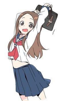 More anime and manga Kawaii Anime Girl, Anime Art Girl, Manga Girl, Cute Anime Pics, Anime Love, Cute Characters, Anime Characters, Yuka, Chica Anime Manga