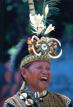 Taiwan Aborigines Series ~ Rukai Tribe | Post card image posted on Collect Roc's Blog