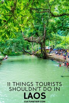 11 Things You Should Never Do in Laos|Pinterest: theculturetrip
