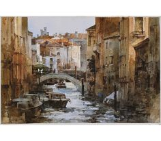 Latest Watercolor 近期水彩   Chien Chung Wei 38 x 54 cm