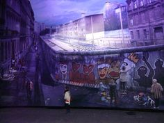 The Wall be Yadegar Asisi is a must see if you're visiting Berlin in 2013. #Germany