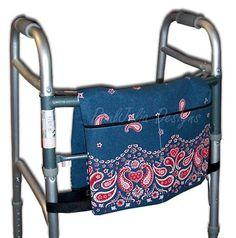 walker bags | How to Make a Walker Bag
