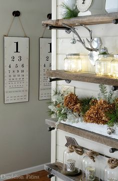Country Home Decor -                                                              FRENCH COUNTRY COTTAGE: Simple Autumn Home Tour