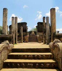 Theme: Big Big World |Heather Cai 2015. No filter. Here comes some #ancient #temples with artistic #steps. Polonnonuwar #srilanka (2015.3) Share some photos from my latest trips(2015.8) to the oldest (2011.5). Enjoy!  #bloodyarts #landscape #arts #art#artist#snapshots#capture #nature#photography#bestpicoftheday#photooftheday #instagrammers #travel#neverstopexploring #beauty #travelblog#blogger #worldtravelers #traveling #travelbloggers #photographer#bigbigworld #wild #visuals #visualsoflife…