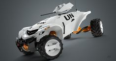 GTK concept vehicle: UN