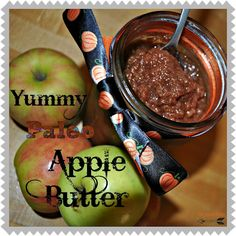 yummy paleo apple butter {a recipe}