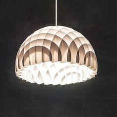E27 Pendel LED takupphäng, gul