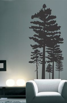I love the trees and I honestly don't know where I would put it in my house, but I just love it so much!