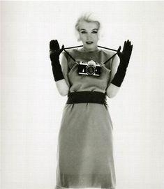 marilyn Monroe by Bert Stern