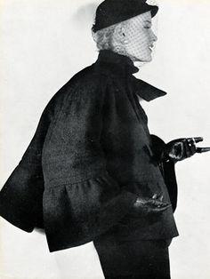 Christian Dior 1949 Horst