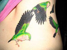 Hot Lower Back Tattoos, Tramp Stamp Tattoos (22)