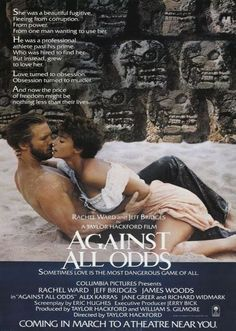 Against all Odds 1984 by Taylor Hackford