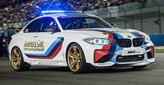 BMW Finalizes The 2016 Moto GP M2 Safety Car #BMW #BMW_M2