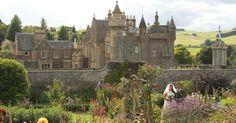 Abbotsford House wedding venue in Scotland. For more detailed venue info and a venue factsheet, just visit: http://wedding-venues-in-scotland.com/wedding-venues-scottish-borders/
