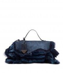 a0b43a5e48d Blue New York Bag 131045 Vivienne Westwood Bags, Womens Designer Bags,  Shades Of Blue