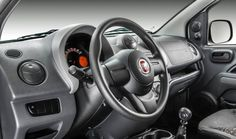 Sistema de ar condicionado do Fiat Fiorino